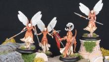 Beschwoerer und Engel des Lichts