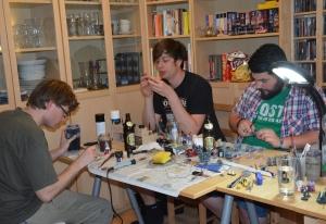 Hobbygeburtstag in Wangen 2